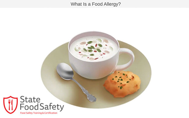 Learn what a food allergy is and how to protect your customers with food allergies in our food allergy awareness training.